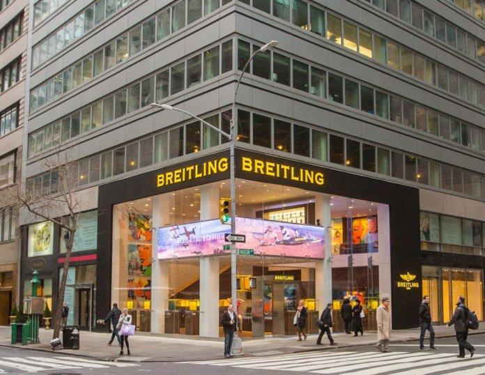 57th Street Breitling