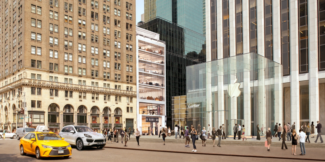 5 east 59th Street open office